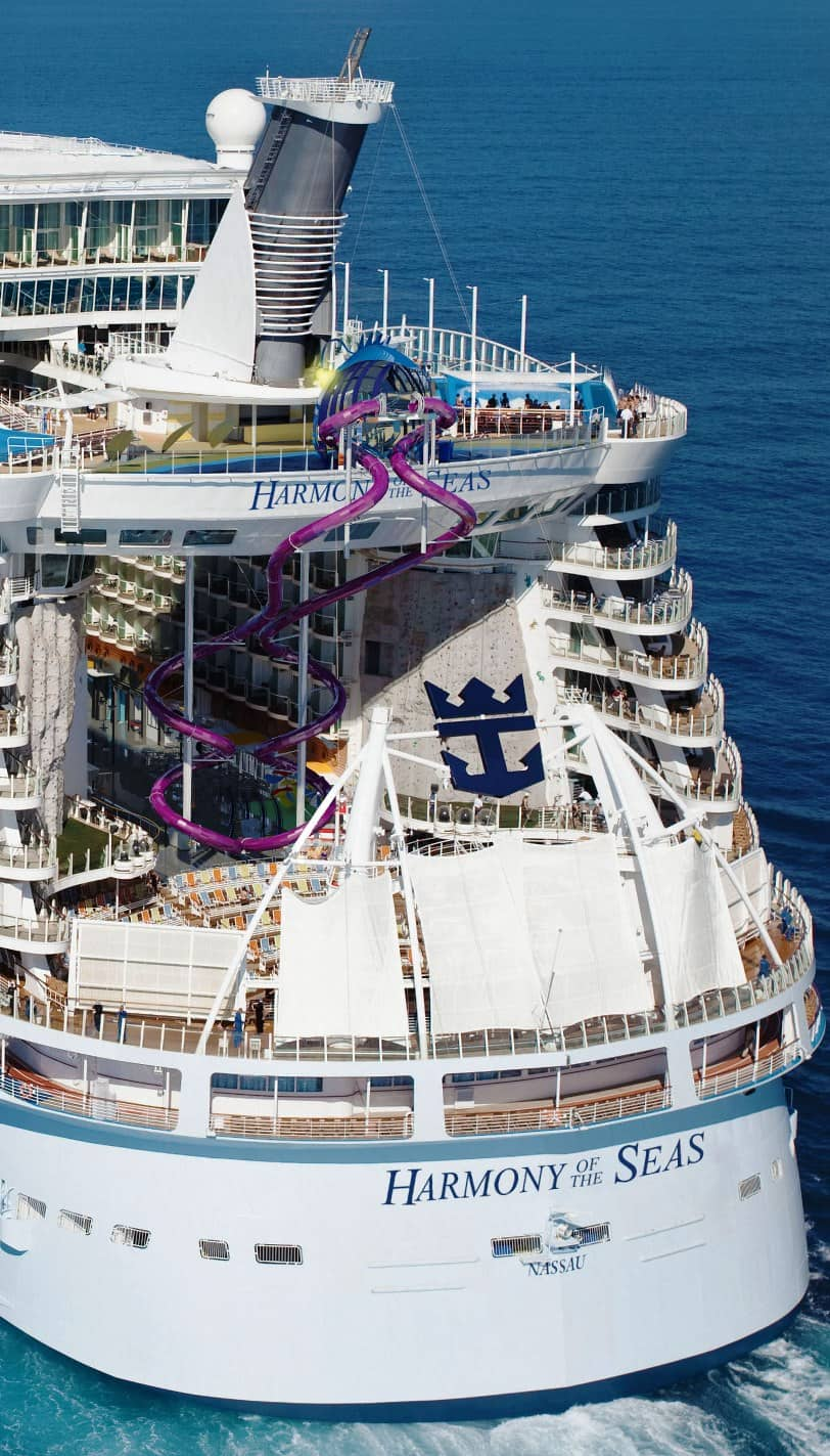 Ultimate Abyss, Harmony of the Seas, Royal Caribbean International