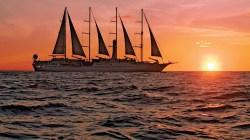 Windstar: 51 giorni alla scoperta del Mediterraneo a bordo di Wind Surf nell'estate 2019