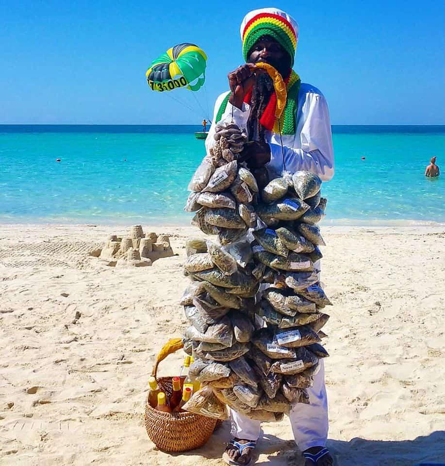 Seven Mile Berach, Negril, Giamaica