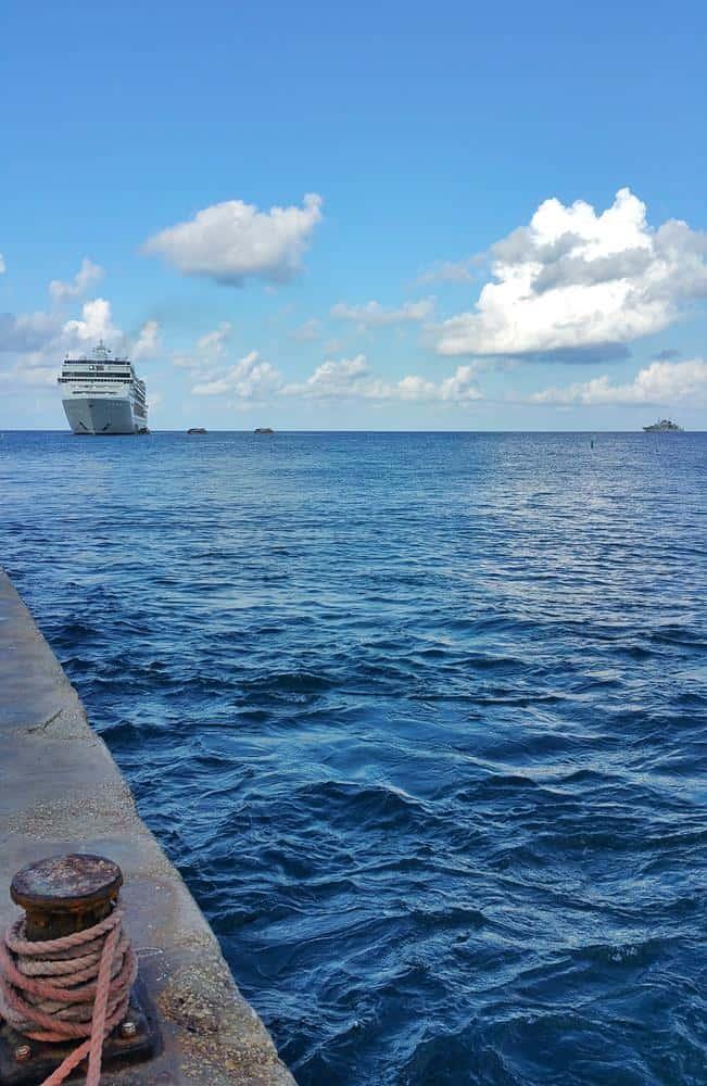MSC Opera, MSC Crociere, Isole Cayman