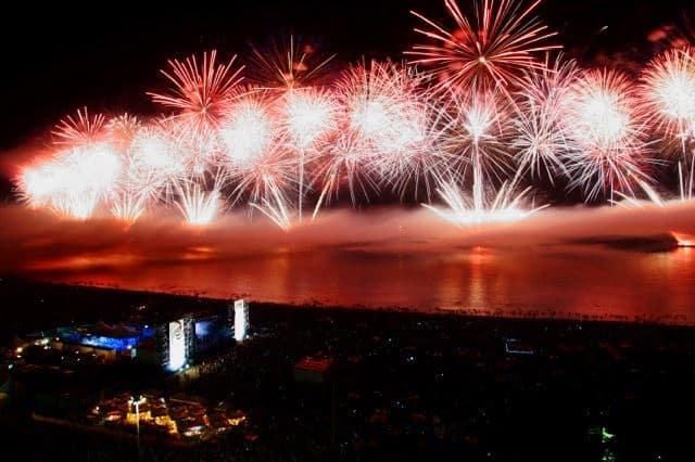 MSC Crociere, Brasile, Capodanno