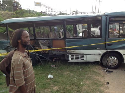 crash8-fixed, Giamaica