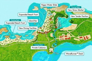 great stirrup cay map