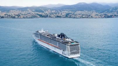 Ad aprile numeri record a Genova per MSC Crociere: 83 mila pax movimentati e 22 toccate nave