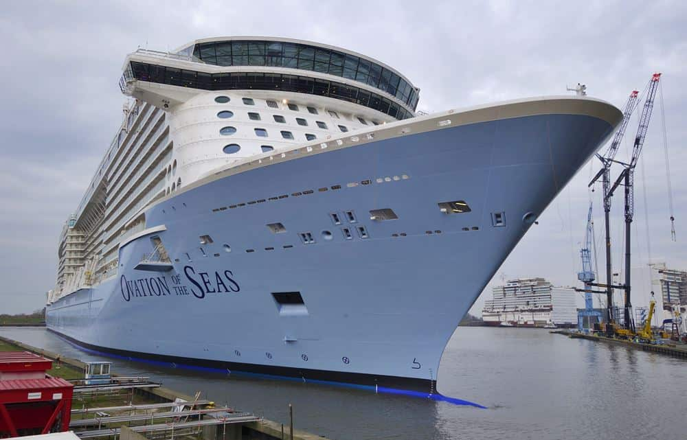 Ovation of the Seas, Royal Caribbean International 3