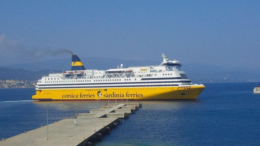 Corsica Sardinia Ferries, -30% fino al 23 aprile