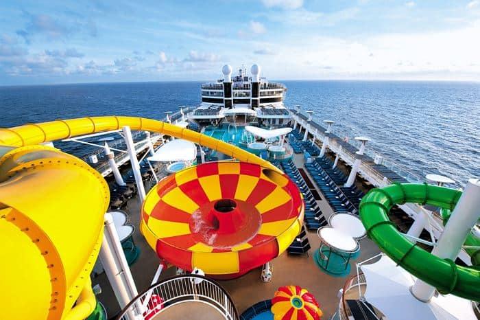 Norwegian Epic, Norwegian Cruise Line