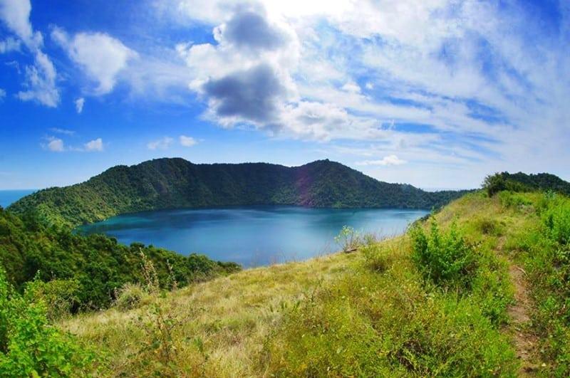 Pulau Satonda, Indonesia