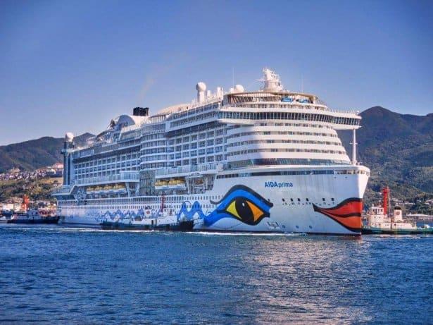 AIDAprima, AIDA Cruises