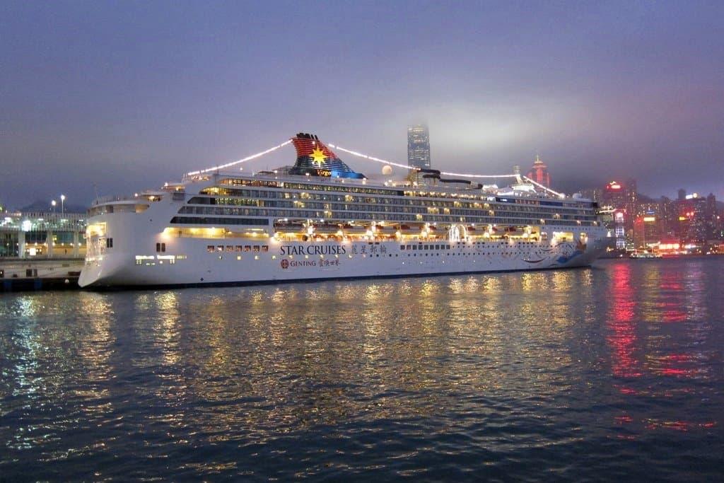 Star Cruises, Cina