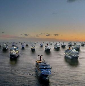 Nuove navi da crociera: aggiornamento Orderbook Febbraio 2019