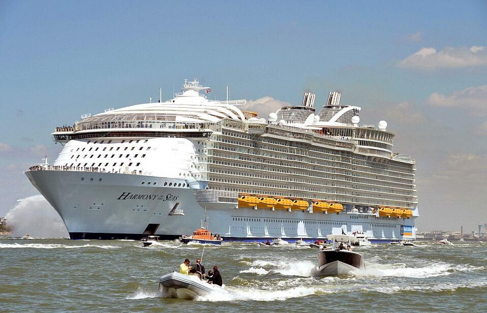 Harmony of the Seas 1, Royal Caribbean International