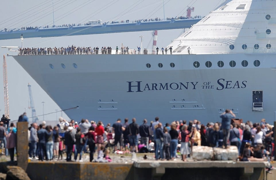 Harmony of the Seas 3, Royal Caribbean International