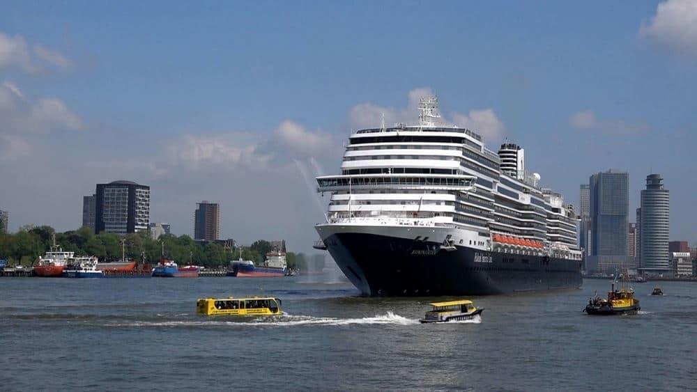 Koningsdam, Holland America Line, Rotterdam