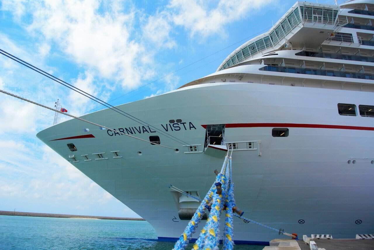 Carnival Nel 2019 La Terza Nave Di Classe Vista Dream