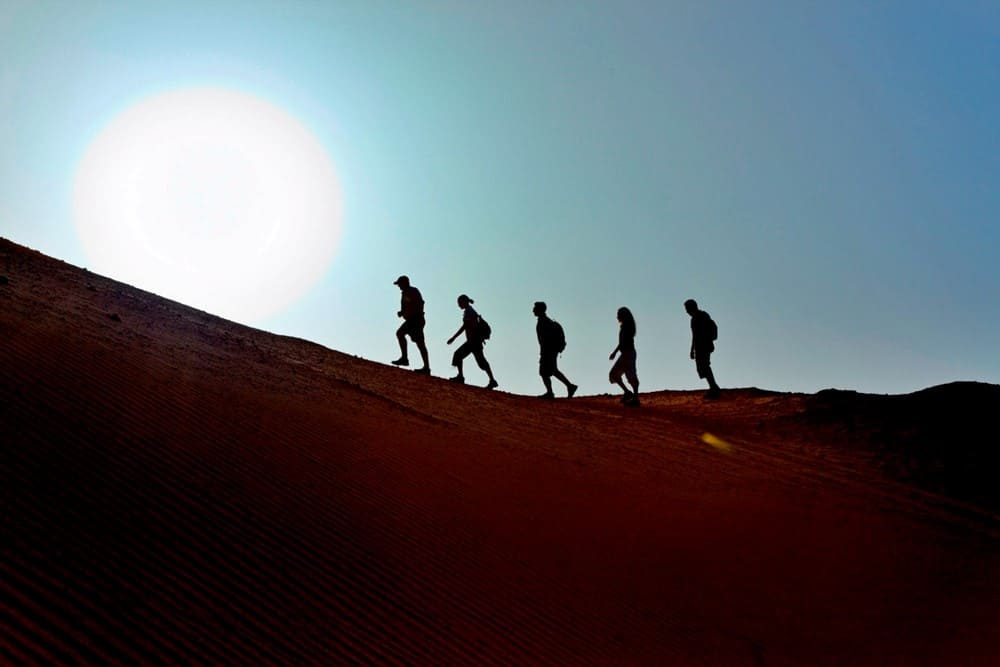 Desert Islands Resort & Spa by Anantara - Hiking (2)