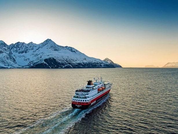 Hurtigruten, Nord Europa 2