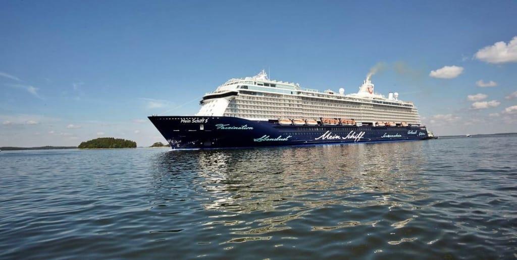 Mein Schiff 5, TUI Cruises