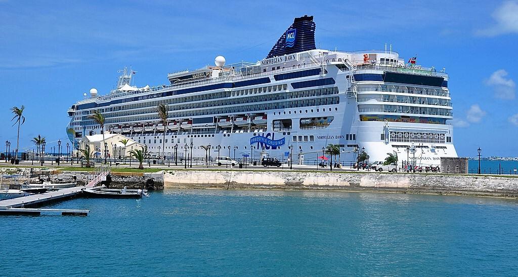 Norwegian Dawn, Norwegian Cruise Line 2