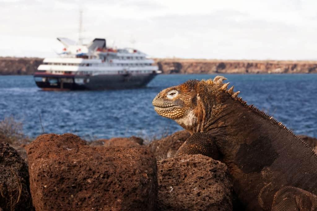 Silver Galapagos, Silversea