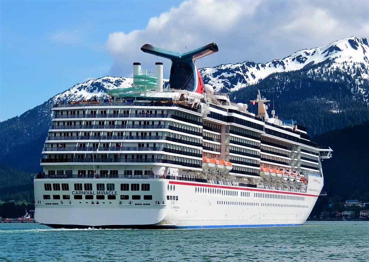 Carnival Miralce, Alaska, Carnival Cruise Line