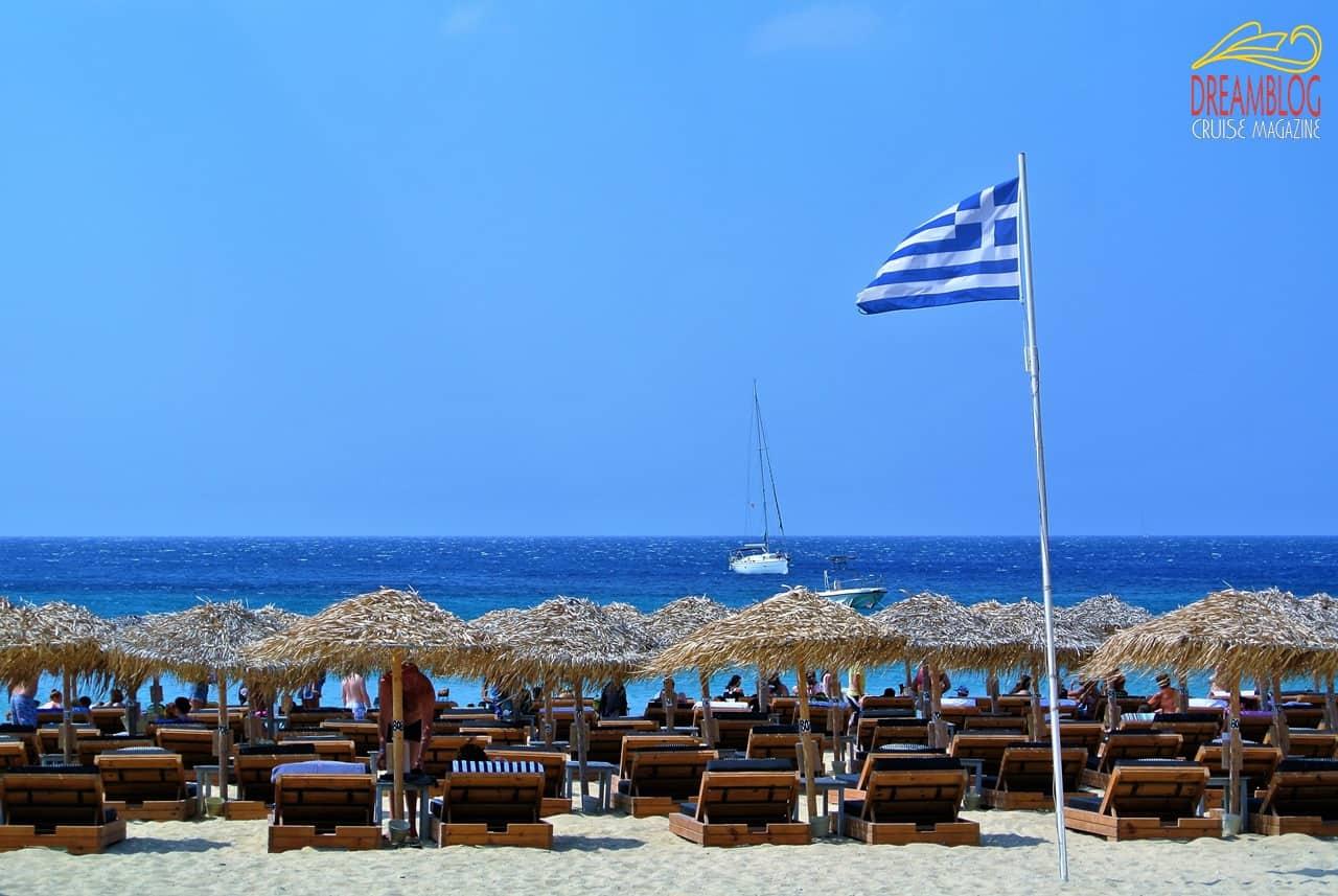 Mykonos, Elia Beach