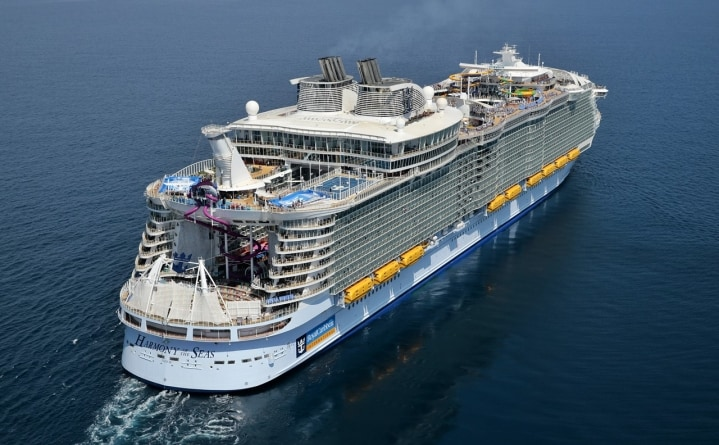 Incidente sulla Harmony of the Seas: un morto e quattro feriti