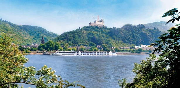 Rhine, Uniworld Boutique River Cruises