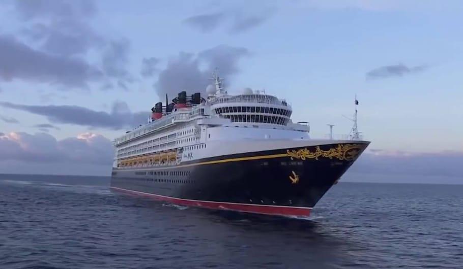 A bordo di Disney Magic in compagnia della grande famiglia Disney!
