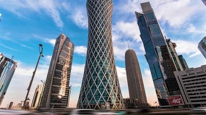 Il porto di Doha accoglie per la prima volta MSC Fantasia. E' più grande nave da crociera mai arrivata in Qatar