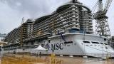 MSC Seaside: speciale visita a bordo della più grande nave da crociera mai costruita in Italia