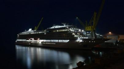 Fincantieri: 'Coin ceremony' ad Ancona per Viking Sun
