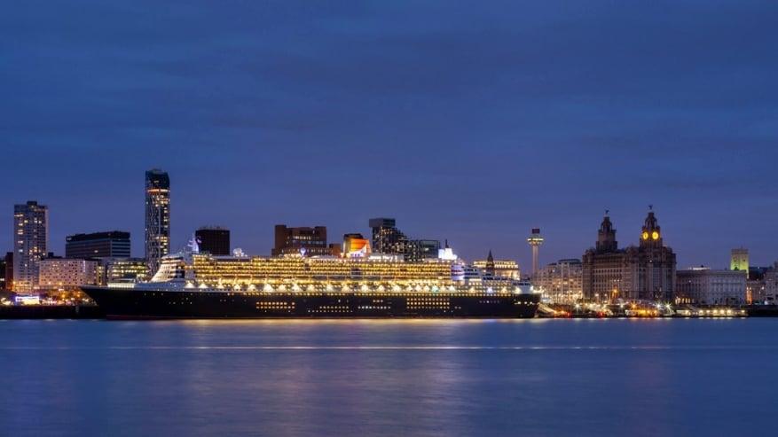 Porto di Liverpool: approvato il piano per il nuovo terminal crociere della città