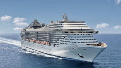 Livorno celebra il primo scalo di MSC Fantasia. Oltre 120.000 turisti attesi durante la stagione estiva
