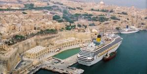 Costa Crociere, nel 2020 nuovo programma di crociere da Malta