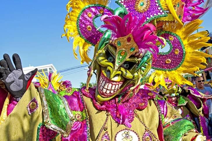 Carnevale, Repubblica Dominicna