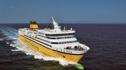Corsica Ferries sbarca a Trapani: nuove rotte per raggiungere Provenza e Costa Azzurra