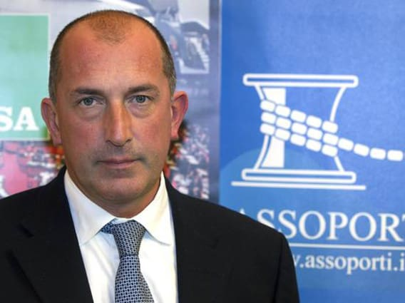 Luigi Merlo, MSC Group