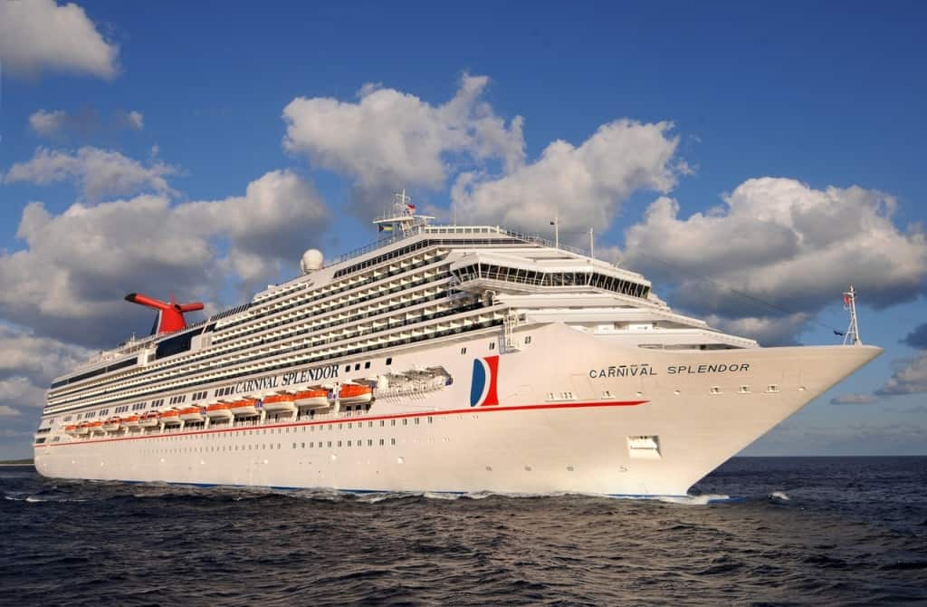 Carnival Splendor, Carnival Cruise Line