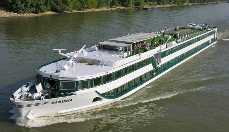 Danubia cruise ship