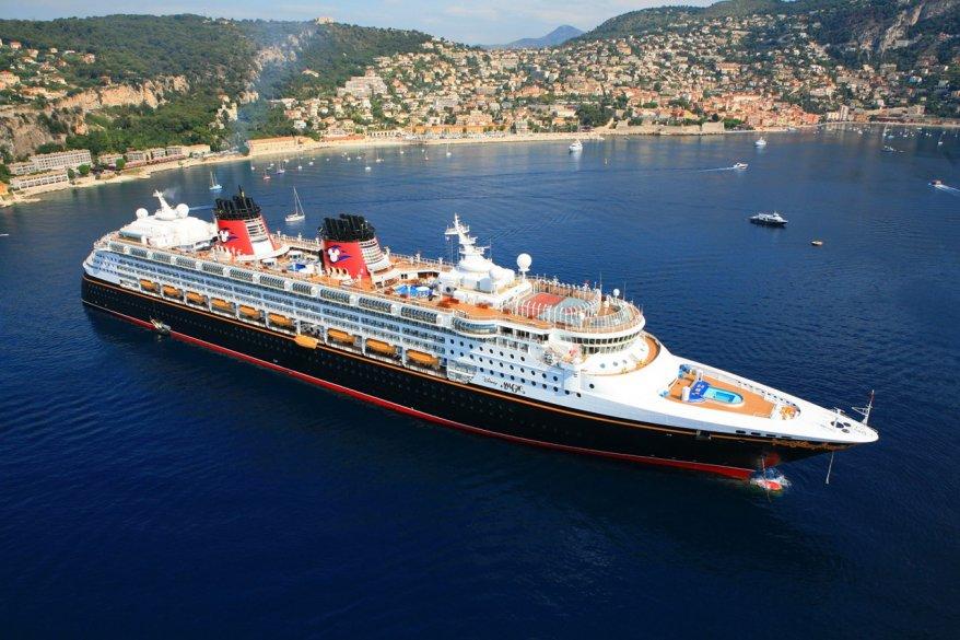 Disney Cruise Line approda in Italia. Nel 2019 la prima crociera in partenza da Civitavecchia