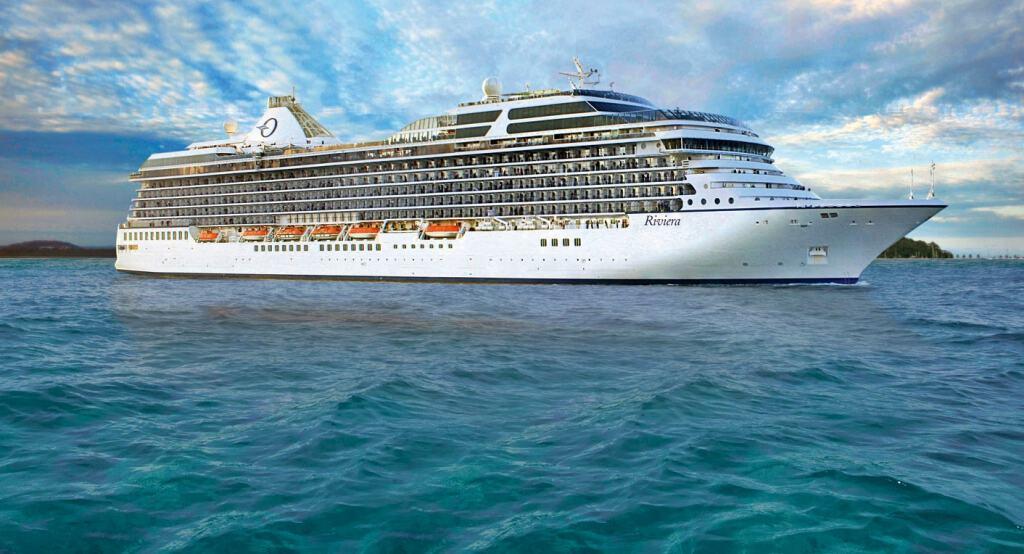 Riviera, Oceania Cruises