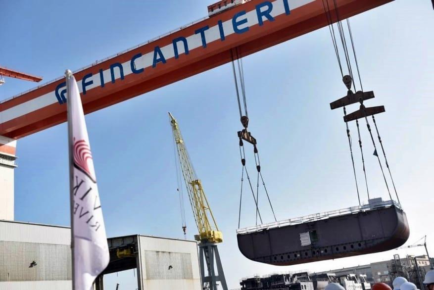 Fincantieri, firmato protocollo con la Regione Campania per lo sviluppo dell'occupazione