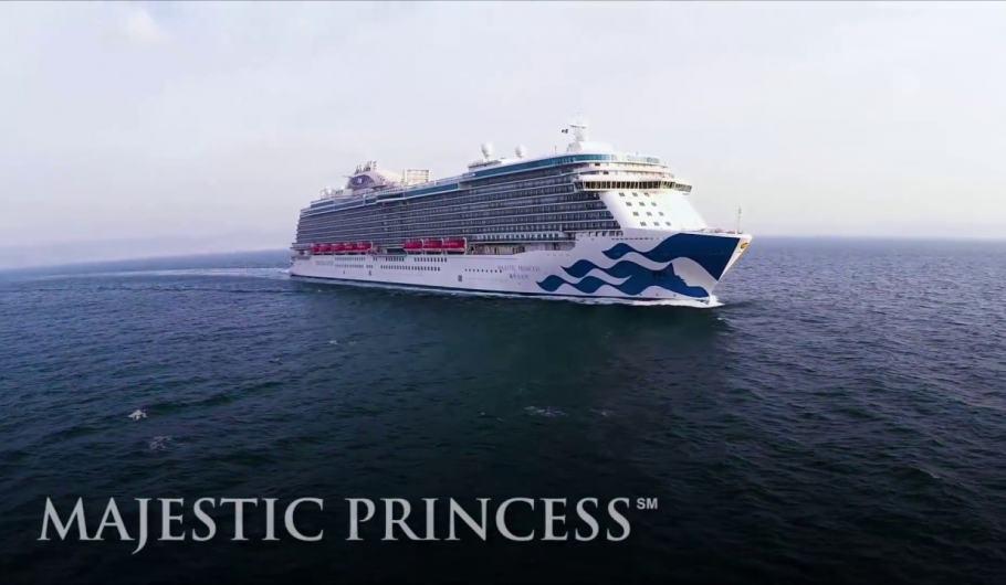 Princess Cruises, anteprima Majestic Princess