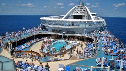 Princess Cruises: pronta al restyling Caribbean Princess