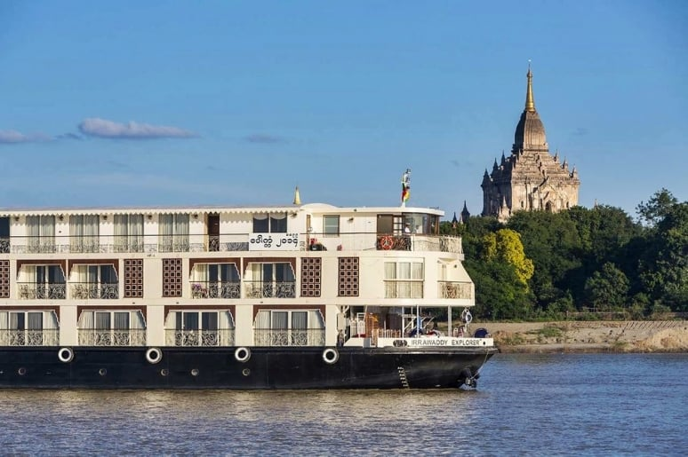 Irrawaddy Explorer, Rainforest Cruises