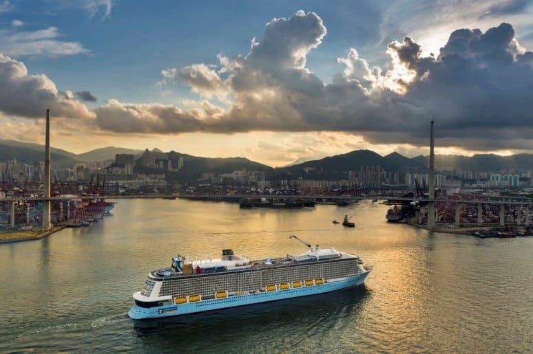Royal Caribbean International, Asia
