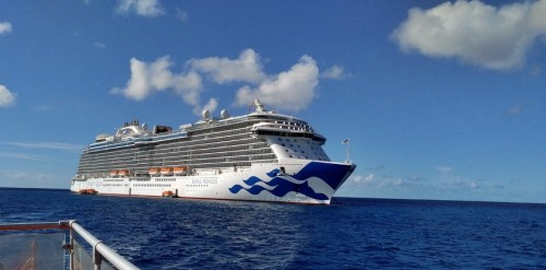 Royal Princess, Princess Cruises