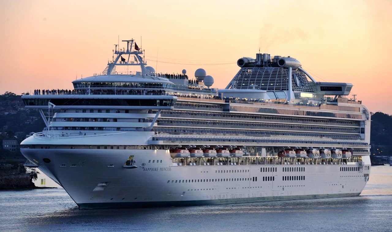 Princess Cruises Per La Stagione 2018 19 Quattro Le Navi