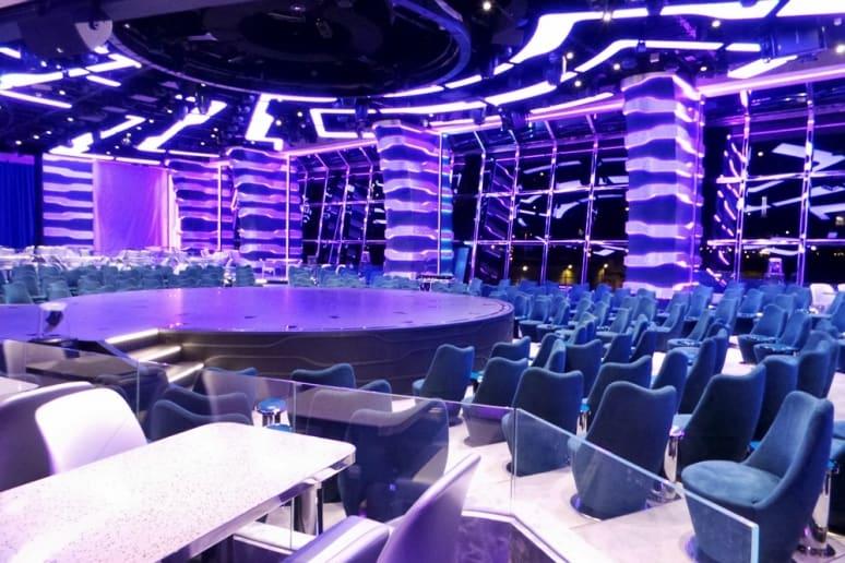 Carousel Lounge, MSC Meraviglia, MSC Crociere